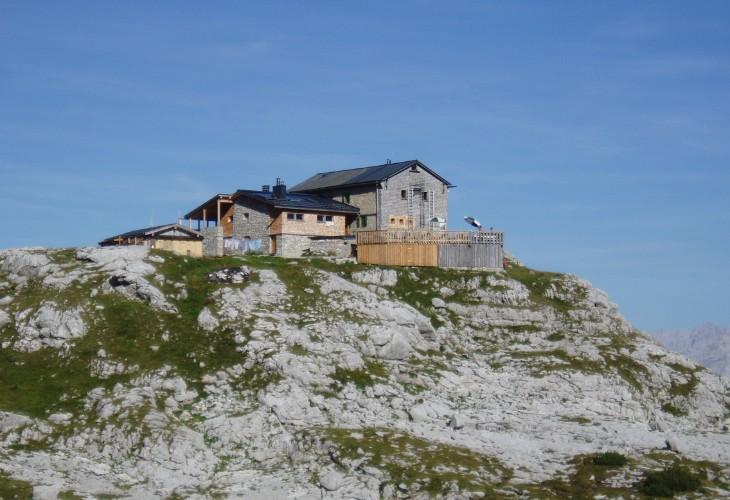 Schmidt-Zabierow-Hütte